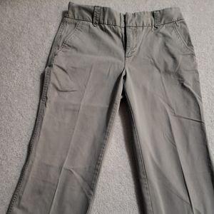 EDDIE BAUER Mercer Fit  Khaki pants Size 6